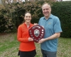 Winter Mixed Doubles Final April 2019