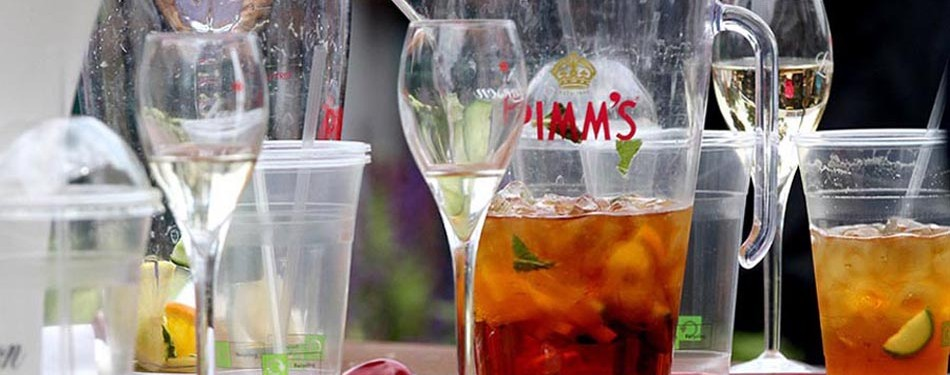 Strawberry & Pimms Day