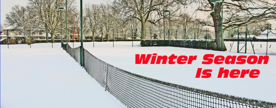 Winter Mixed Doubles Tournament