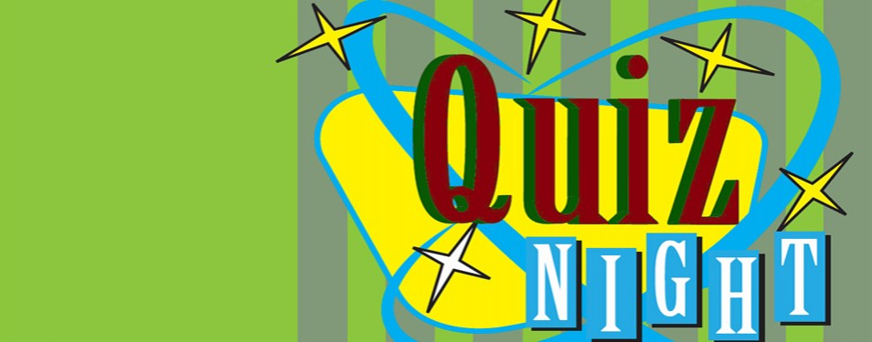 Quiz Night – 26th November