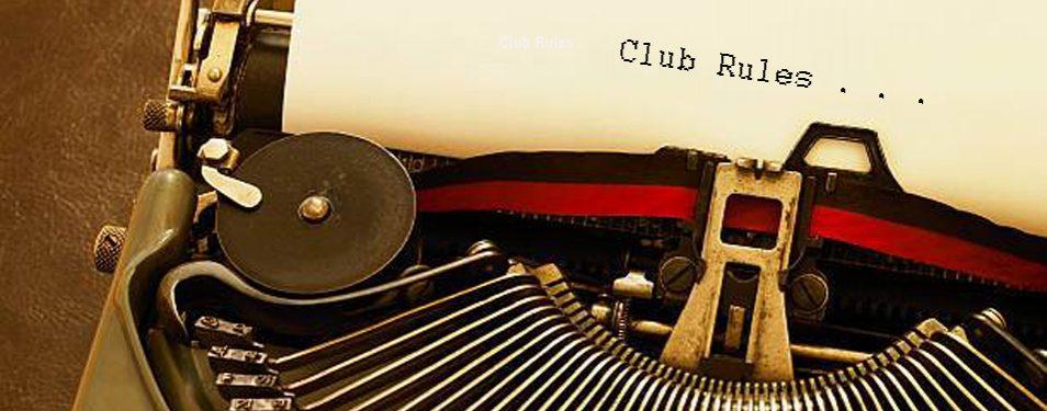 Club Rules