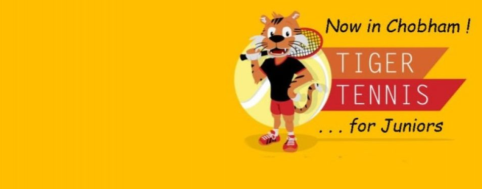 Tiger Tennis for Juniors September onwards...